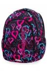 CoolPack - Prime - Plecak młodzieżowy - Drawing Hearts (B25038)