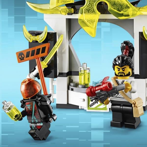 Lego Ninjago: Sklep dla graczy (71708)