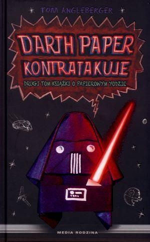 Darth Paper kontratakuje Angleberger  Tom