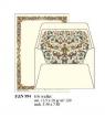 Papeteria Wallet - 6 kopert i 6 papierów listowych (FZN 994)