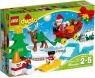 Lego Duplo: Zimowe ferie Świętego Mikołaja (10837)