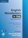 English Vocabulary in Use Upper-intermediate w