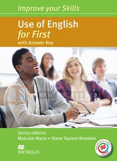 Use of English for First Student's Book with key & MPO Pack Malcolm Mann