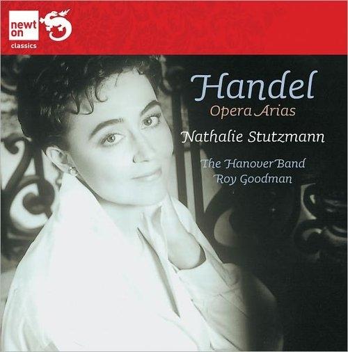 Opera Arias Handel, G. F.