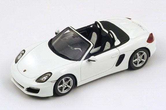 SPARK Porsche 981 New Boxster 2012