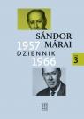 Dziennik 1957-1966. Tom 3 Marai Sandor