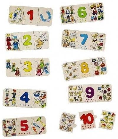 Puzzle 30. Ucz się liczyć