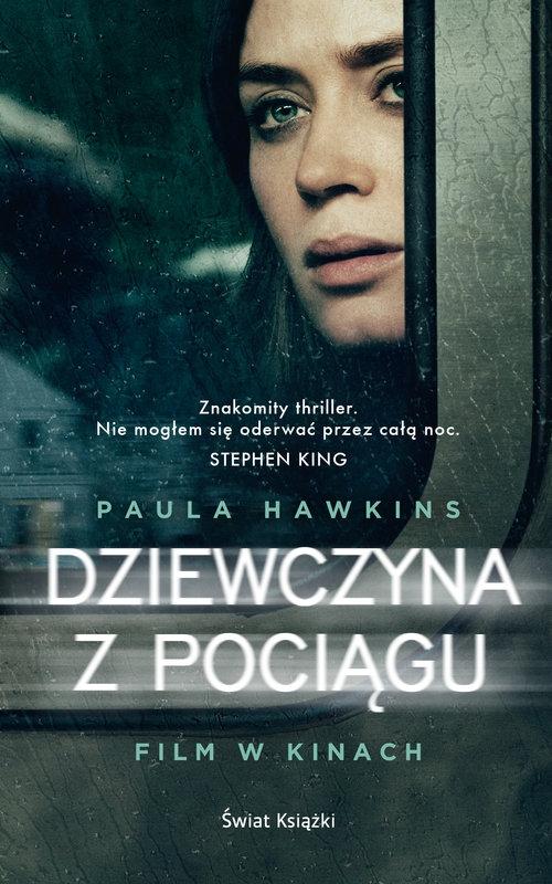 Dziewczyna z pociągu (Uszkodzona okładka) Hawkins Paula
