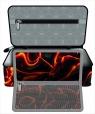 Piórnik saszetka z wewnętrzną klapką Lava
