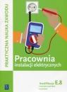Pracownia instalacji elektrycznych Kwalifikacja E.8 Technik elektryk elektryk Karasiewicz Stanisław