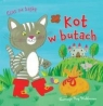 Czas na bajkę. Kot w butach Kay Widdowson (ilustr.)