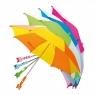 BINO Parasolka z drewnia na raczka Zwierzeta (82794) od 3 lat