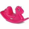 Koń na biegunach - różowy (173943E) Wiek: 1+