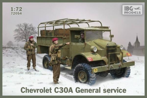 Chevrolet C30A General service (72054)