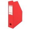 Pojemnik Esselte VIVIDA, składany A4/7cm - czerwony (56003)