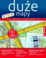 Duże mapy do nauki geografii
