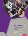 Wir Smart Język niemiecki 3 Smartbuch Rozszerzony zeszyt ćwiczeń z Książek-Kempa Ewa, Kubicka Aleksandra, Młynarska Olga