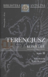 Komedie tom II  Terencjusz