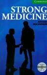 Cambridge English Readers 3 Strong Medicine with CD  MacAndrew Richard