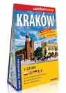 Kraków mini laminowany plan miasta 1:20 000