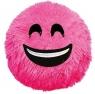 Piłka Fuzzy Ball S'cool Smile różowa XL