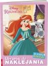 Disney Księżniczka. Ubrania do Naklejania praca zbiorowa