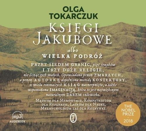 Księgi Jakubowe (Audiobook) Tokarczuk Olga