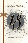 Karnet 18 Tki urodziny A5 HM-100-735