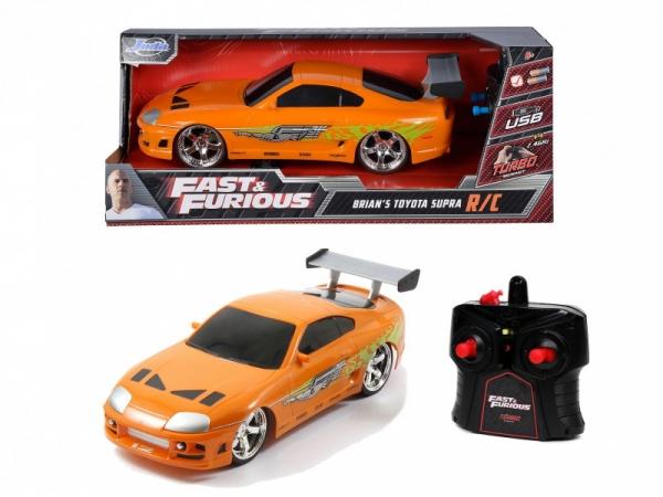 Autko Fast & Furious RC Brian s Toyota 1/16 (253206006)