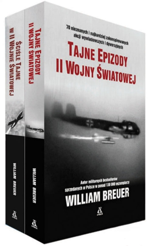 Tajne epizody II wojny światowej / Ściśle tajne w II wojnie światowej Breuer William