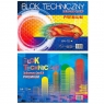 Blok techniczny Premium A4/10k - kolorowy (341082)