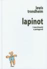 Lapinot i marchewki z Patagonii Komiks Trondheim Lewis