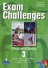 Exam Challenges 3 Students' Book with CD Harris Michael, Mower David, Sikorzyńska Anna