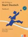 Mit Erfolg zu Start Deutsch Testbuch  Hantschel Hans-Jurgen, Klotz Verena, Krieger Paul