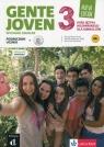 Gente Joven 3 Podręcznik wieloletni z płytą CDGimnazjum Alonso Arija Encina, Martinez Salles Matilde