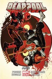 Deadpool - Axis Praca zbiorowa