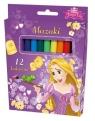 Mazaki 12 kolorów Princess