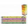 Ołówek Flowers Neon Adel