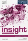 Insight Intermediate Workbook with Online Practice 2019