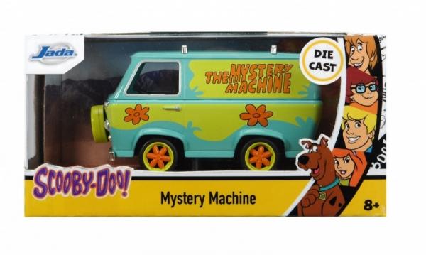 Pojazd Jada Scooby Doo Mystery Machine 1/32 (253252011)