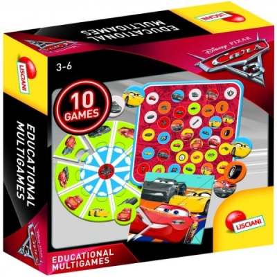 Cars 3 Educational Multigames (61945)