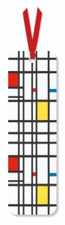 Zakładka do książki Yellow, Blue and Red