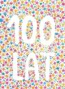 Karnet B6 Urodziny - 100 lat