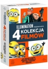 Kolekcja: Minionki 1-4 Blu Ray