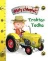 Mały chłopiec. Traktor Tadka w.2020