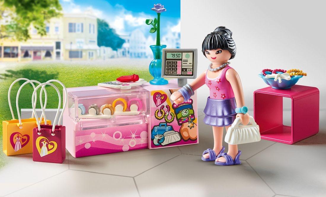 Playmobil City Life: Modne akcesoria (70594)