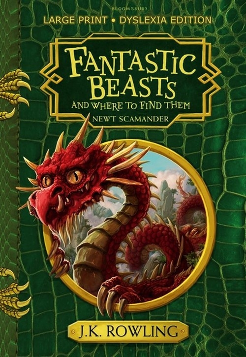 Fantastic Beasts and Where to Find Them Rowling J.K.