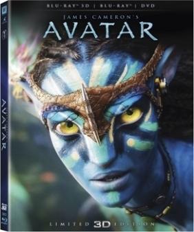 Avatar 3D (3D + 2D Blu-ray wydanie specjalne)