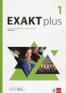 Exakt plus 1 Język niemiecki Podręcznik z płytą CD