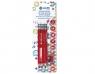 Ołówek do nauki pisania - Zenith Simple - 3 sztuki + temperówka (206316002)